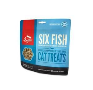 Bilde av ORIJEN FDT CAT SIX FISH 35 G